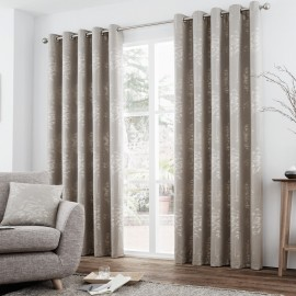 "Elmwood Ready made curtains 90"" Wide X 90"" Drop"
