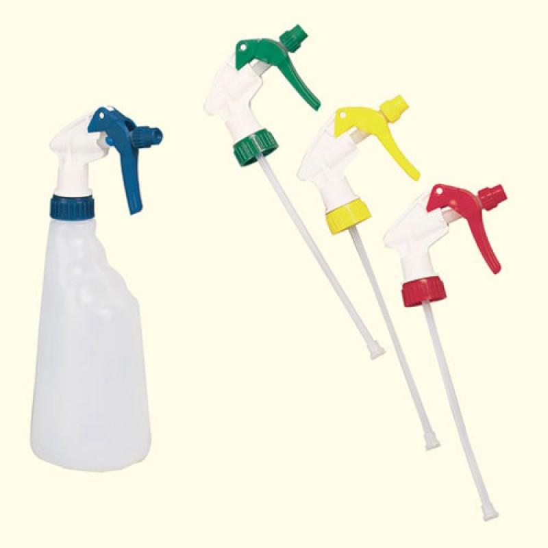 Spray Trigger Bottle 750ml Yellow