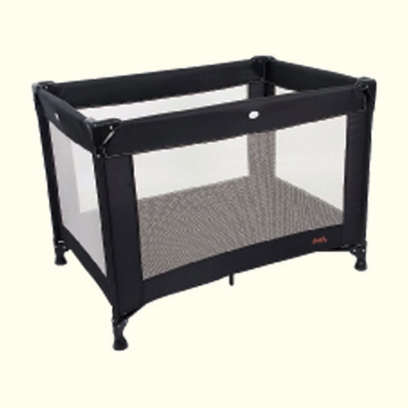 Portable Travel Cot with Carrier Bag